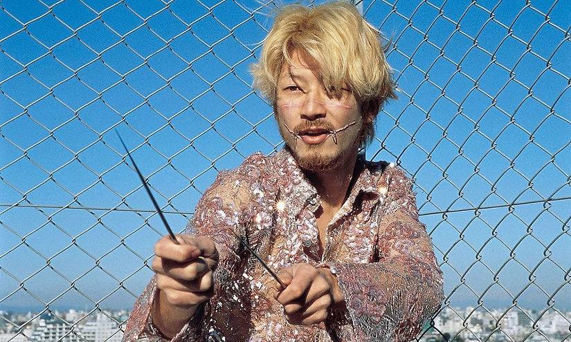 "Tadanobu Asano in 2001's ""Ichi the Killer."""