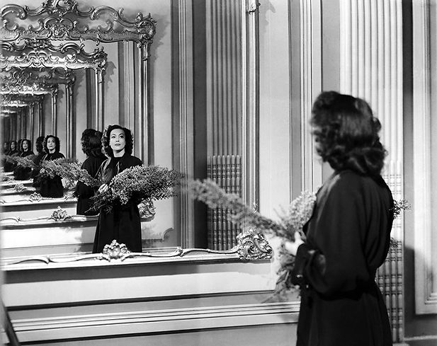 "Still from 1941's ""A Woman's Face."""