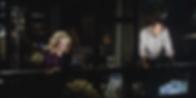 "Catherine Deneuve and Burt Reynolds in 1975's ""Hustle."""