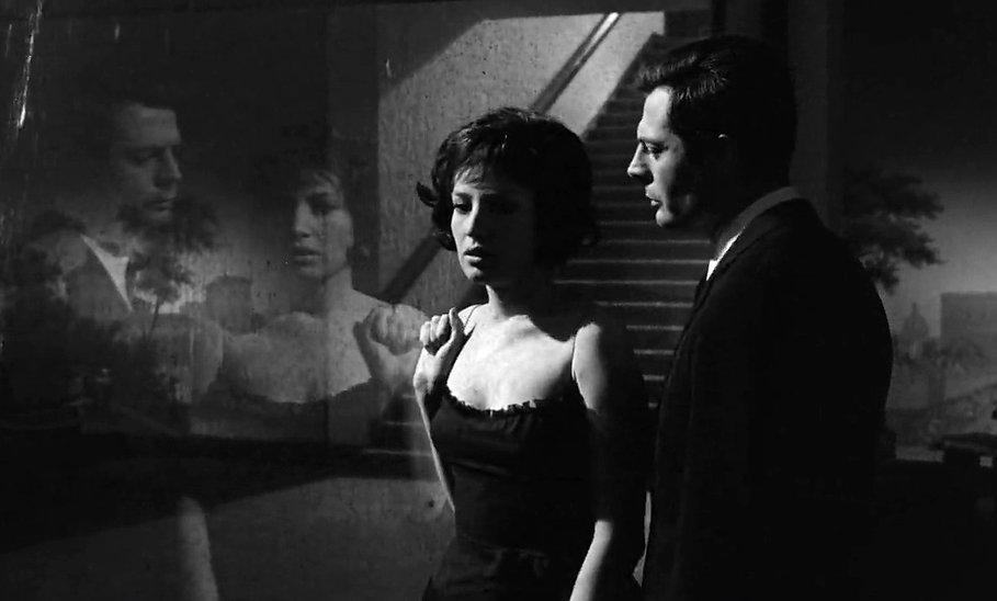 """Still from 1961's """"La Notte."""""""