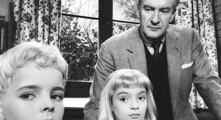 """From 1960's """"Village of the Damned."""""""