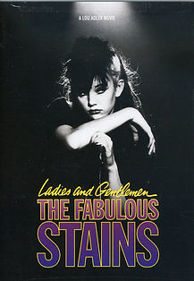 """Movie poster for 1981's """"Ladies and Gentlemen, The Fabulous Stains."""""""