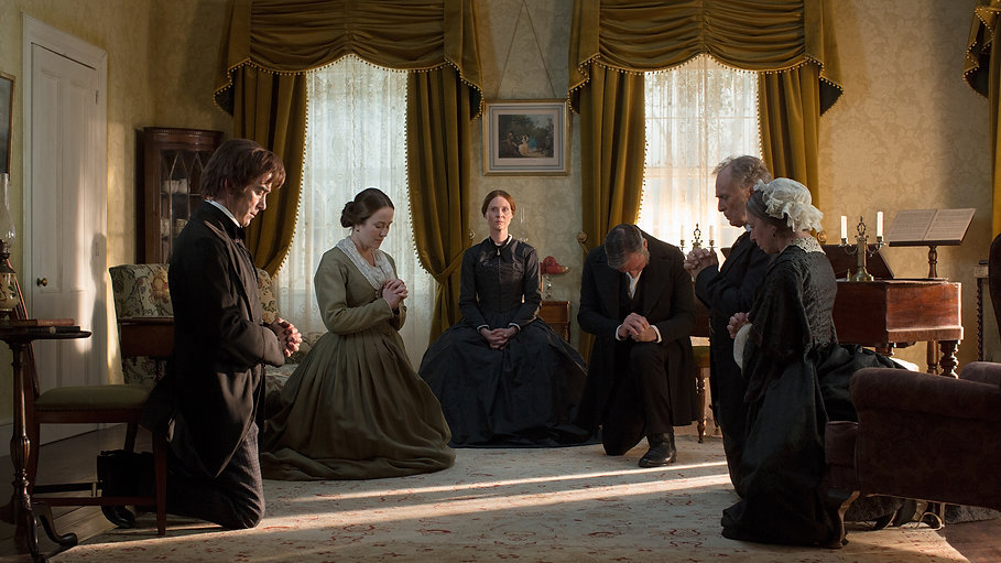 """From 2017's """"A Quiet Passion."""""""