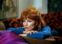 "Stéphane Audran in 1971's ""Just Before Nightfall."""