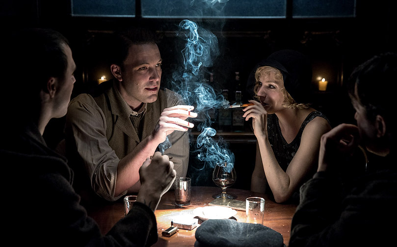 """Still from 2016's """"Live By Night."""""""