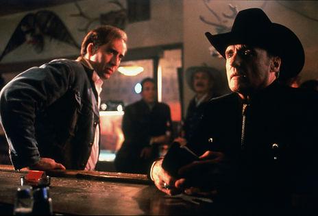 """Movie still of 1993's """"Red Rock West""""."""
