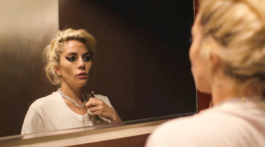 """Still from 2017's """"Gaga: Five Foot Two."""""""
