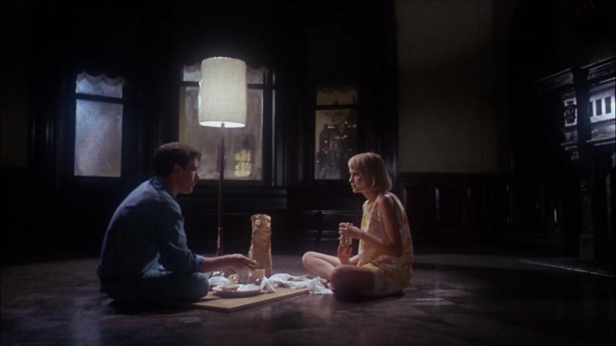 "Still from 1968's ""Rosemary's Baby."""