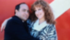 """Danny DeVito and Bette Midler in 1986's """"Ruthless People."""""""