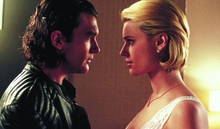 """Movie still from 2002's """"Femme Fatale""""."""