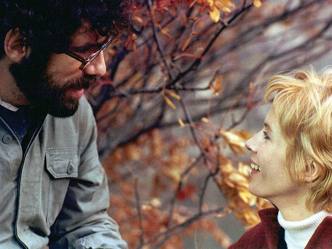 """Elliott Gould and Bibi Andersson in 1971's """"The Touch."""""""