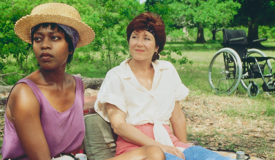 """Alfre Woodard and Mary McDonnell in 1992's """"Passion Fish."""""""
