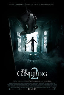 "Movie poster for 2016's ""The Conjuring."""