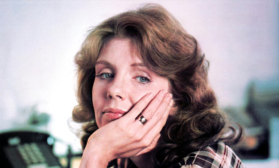 "Jill Clayburgh in 1978's ""An Unmarried Woman."""