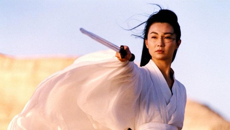 """Maggie Cheung in 2002's """"Hero."""""""