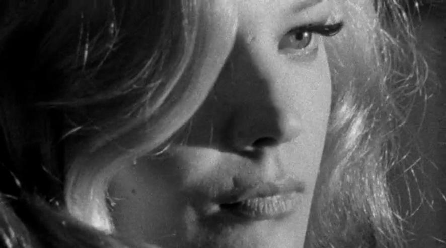 "Gena Rowlands in 1968's ""Faces""."