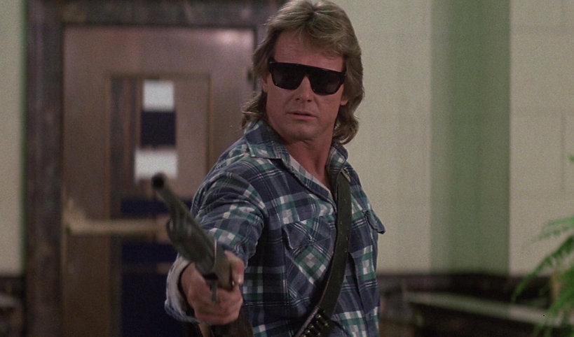 """Roddy Piper in 1988's """"They Live."""""""