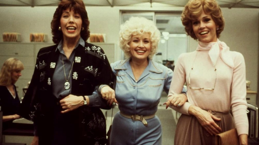 """Still from 1980's """"Nine to Five."""""""
