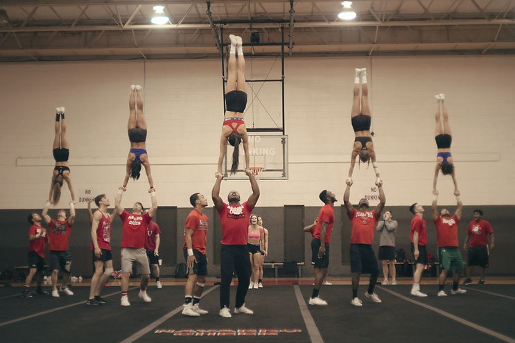 """From 2020's """"Cheer."""""""