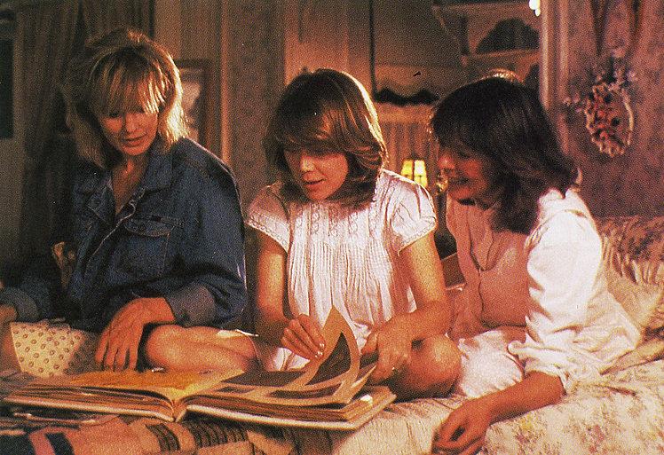 "Jessica Lange, Sissy Spacek, and Diane Keaton in 1986's ""Crimes of the Heart."""