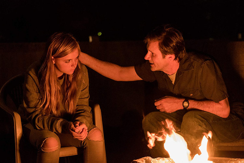 """Elsie Fisher and Josh Hamilton in 2018's """"Eighth Grade."""""""