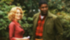 """Julianne Moore and Dennis Haysbert in 2002's """"Far From Heaven""""."""