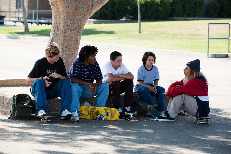 """From 2018's """"Mid90s."""""""