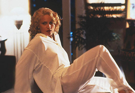 """Madonna in 1993's """"Body of Evidence."""""""