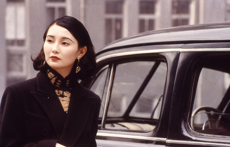 """Maggie Cheung in 1991's """"Center Stage."""""""