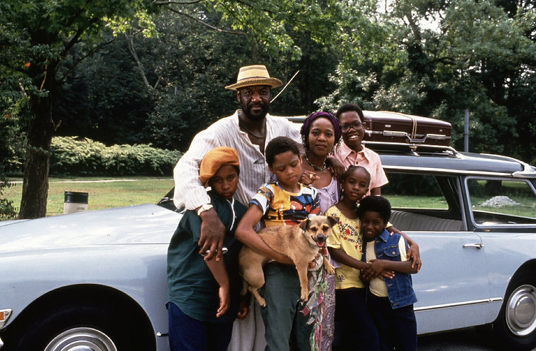 """The cast of 1994's """"Crooklyn."""""""
