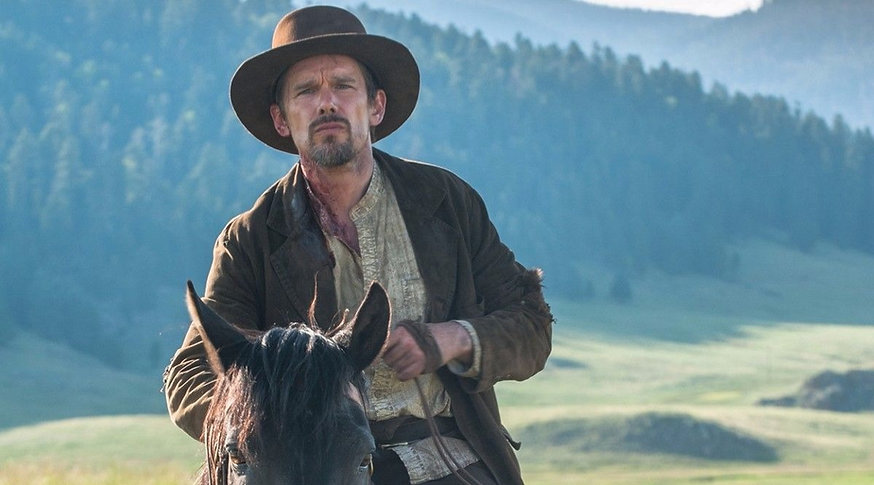 """Movie still from 2016's """"In a Valley of Violence."""""""