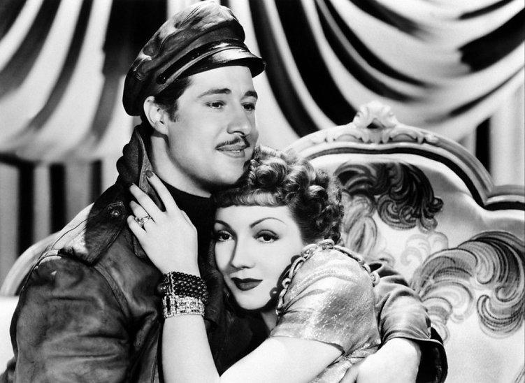 """Still from 1939's """"Midnight."""""""