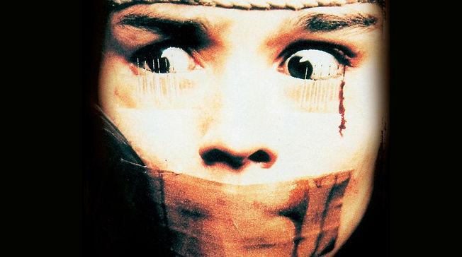 """Movie still from 1987's """"Opera."""""""