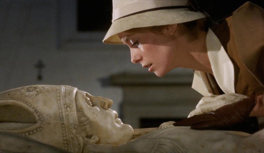 "Movie still from 1970's ""Tristana."""