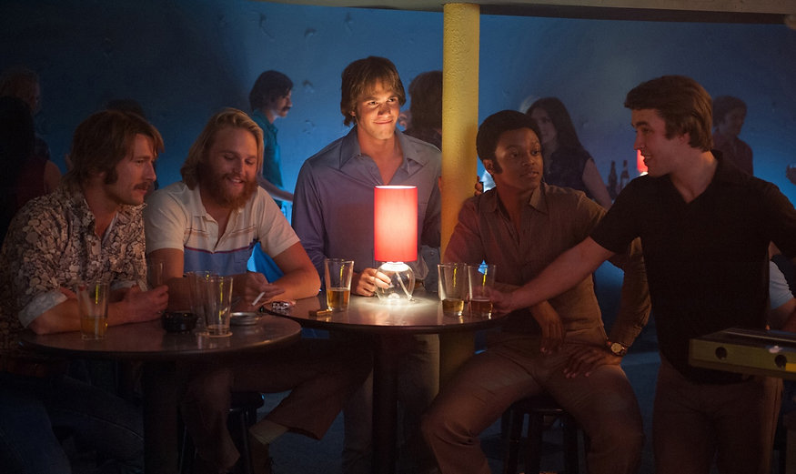 """The cast of Richard Linklater's """"Everybody Wants Some."""""""