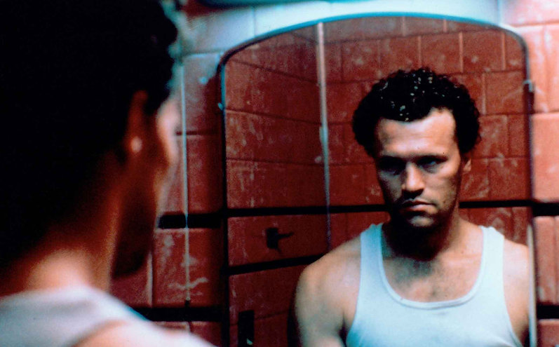 "Michael Rooker in ""Henry: Portrait of a Serial Killer."""