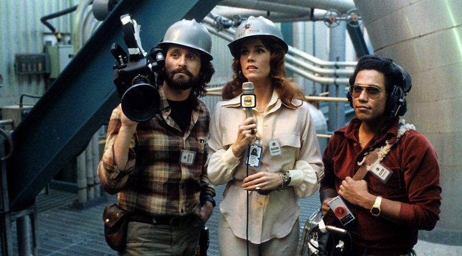 """Still from 1979's """"The China Syndrome."""""""