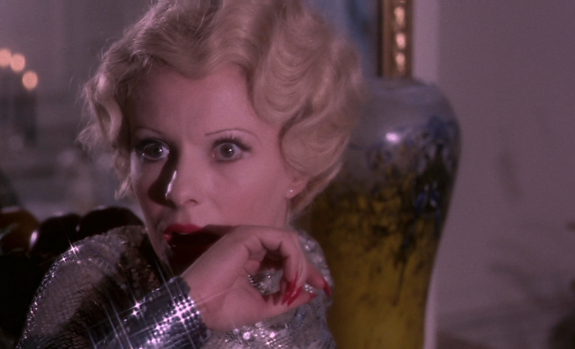 "Delphine Seyrig in 1971's ""Daughters of Darkness."""