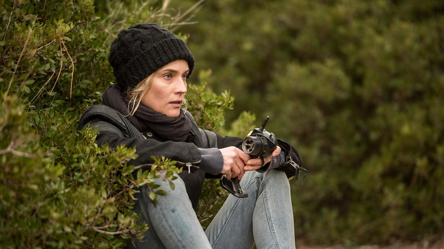 """Diane Kruger in 2017's """"In the Fade."""""""