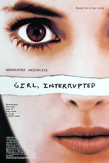 """Movie poster for 1999's """"Girl, Interrupted."""""""