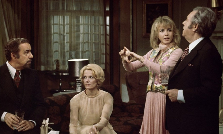 """Still from 1972's """"The Discreet Charm of the Bourgeoisie."""""""