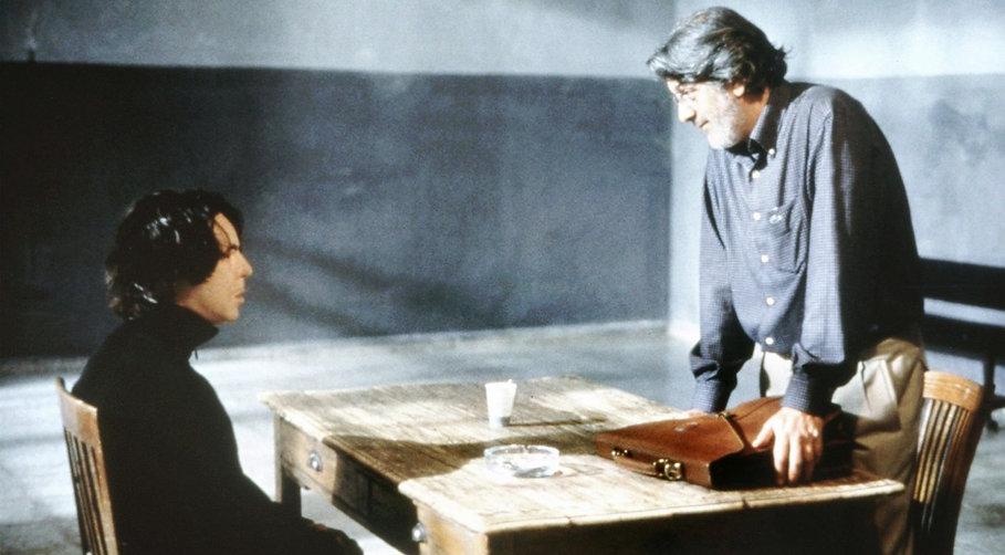 "Eduardo Noriega and Chete Lera in 1997's ""Open Your Eyes."""