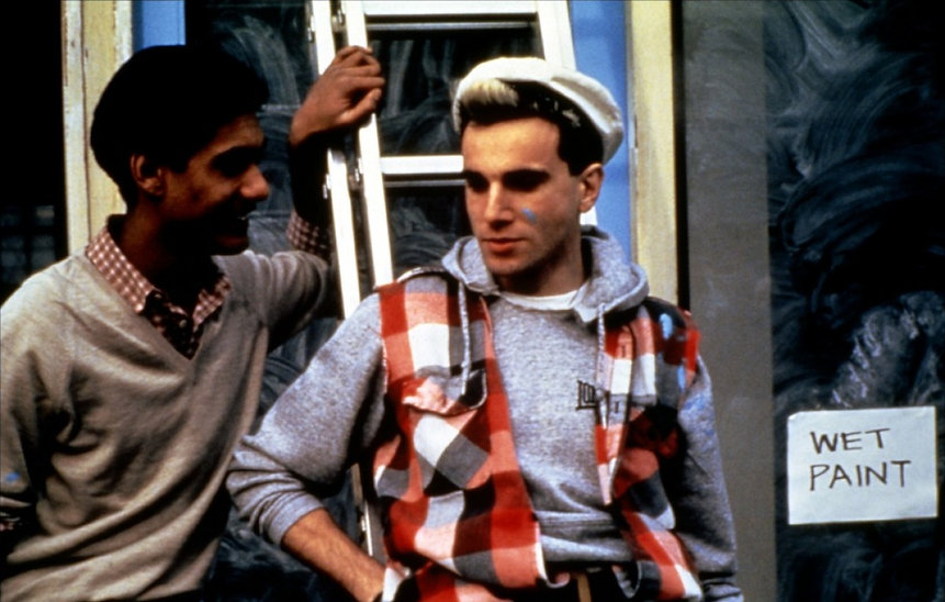"Still from 1985's ""My Beautiful Laundrette."""