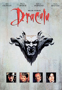 """Movie poster for 1992's """"Dracula."""""""