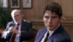 """Tom Cruise in 1993's """"The Firm."""""""