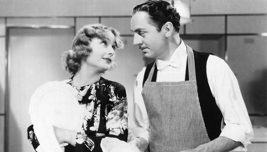 """Still from 1936's """"My Man Godfrey."""""""