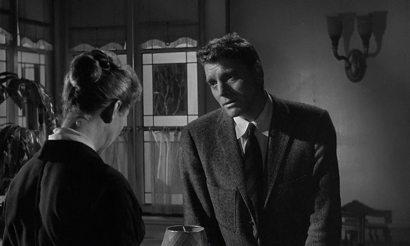 """Wendy Hiller and Burt Lancaster in 1958's """"Separate Tables."""""""