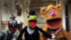 """Still from 1981's """"The Great Muppet Caper."""""""