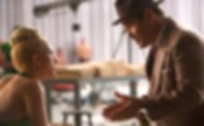 "Scarlett Johansson and Josh Brolin in 2016's ""Hail, Caesar!"""