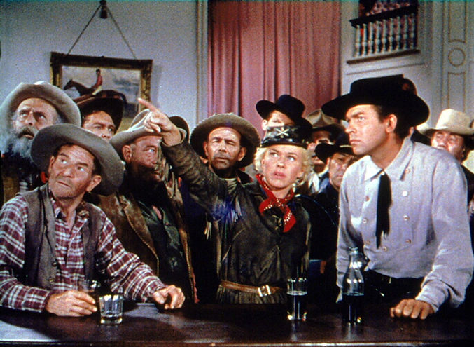 """From 1953's """"Calamity Jane."""""""